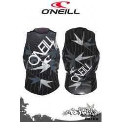 O'Neill Prallschutzweste Gooru Black/Flint