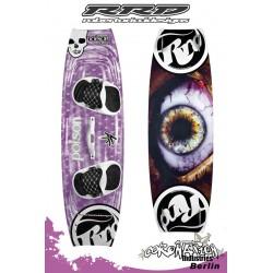RRD 2010 kiteboard Poison Ltd Edition 130x38cm
