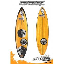 """RRD 2010 kiteboard Fatal Wave 6'1"""" (184cm)"""