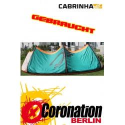 Cabrinha Crossbow 16m² LW 2012 Gebraucht Kite mit Bar