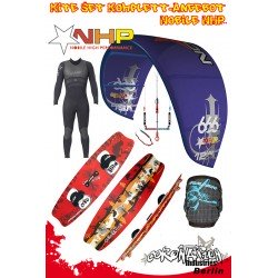 Kite Set-complète-Angebot Nobile NHP 7qm
