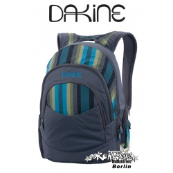Dakine Academy Pack Charcoal Neptun Stripes Schul-Laptop-Rucksac