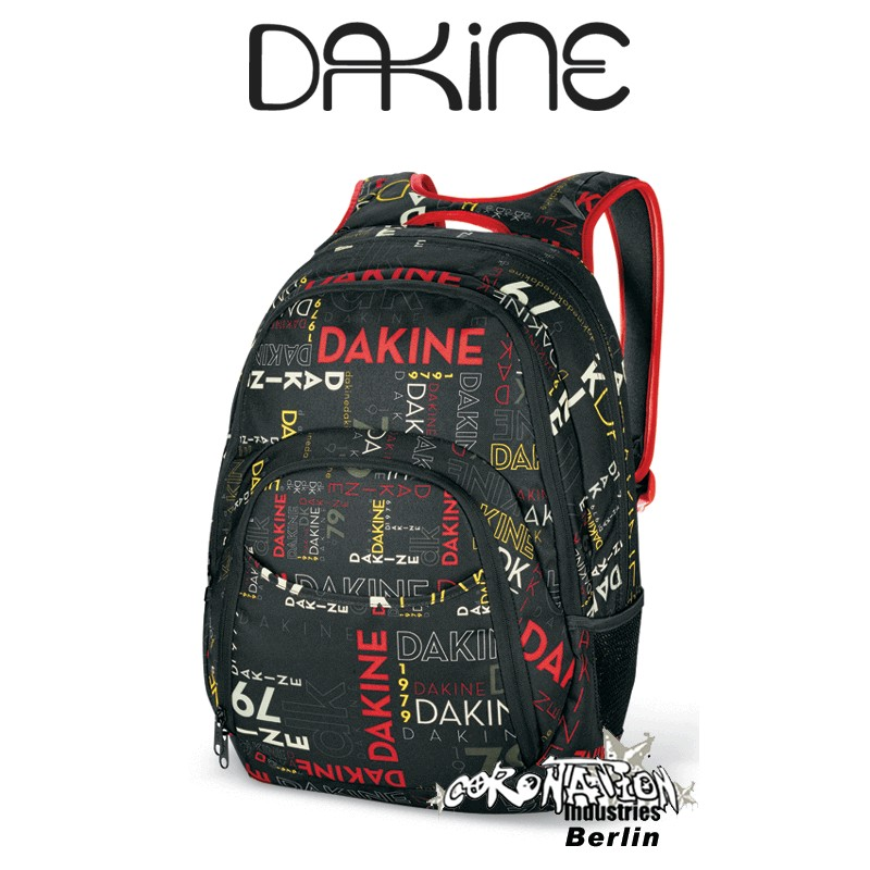 Dakine Eve Girls Schul & Laptop-Rucksack Black 79
