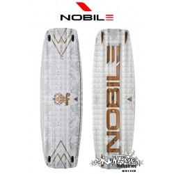 Nobile NHP 3D 137 x 44 Kiteboard 2010 white