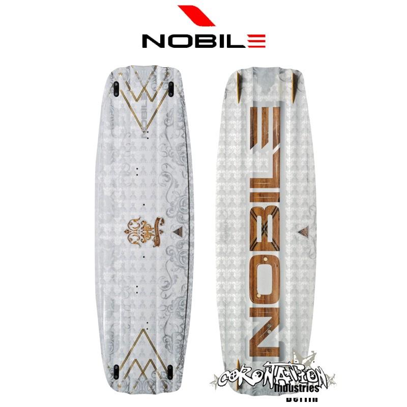 Nobile NHP 3D 131 x 40 Kiteboard white