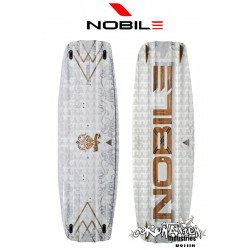 Nobile NHP 3D 128 x 39 Kiteboard 2010 white