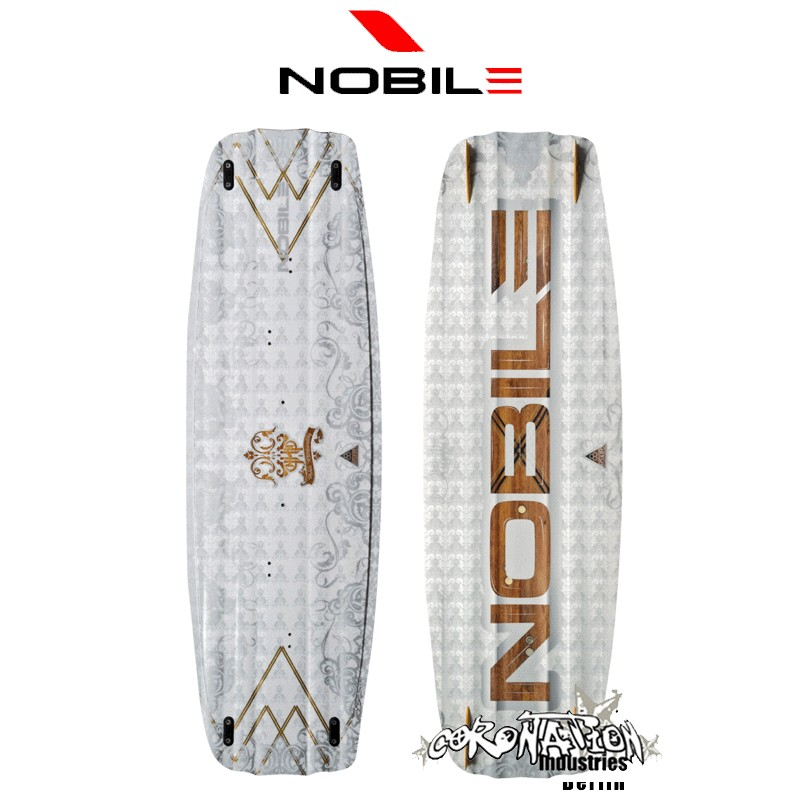 Nobile NHP 3D 128 x 39 Kiteboard 2010 white