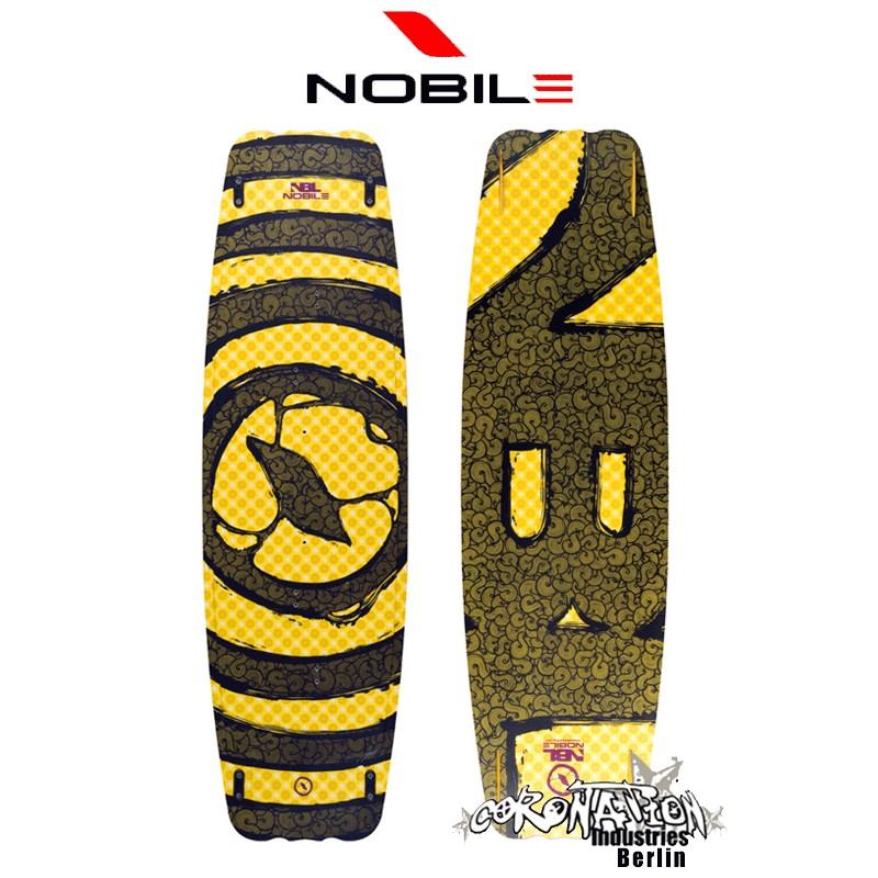 Nobile NBL 138 x 40,5 Kiteboard 2010