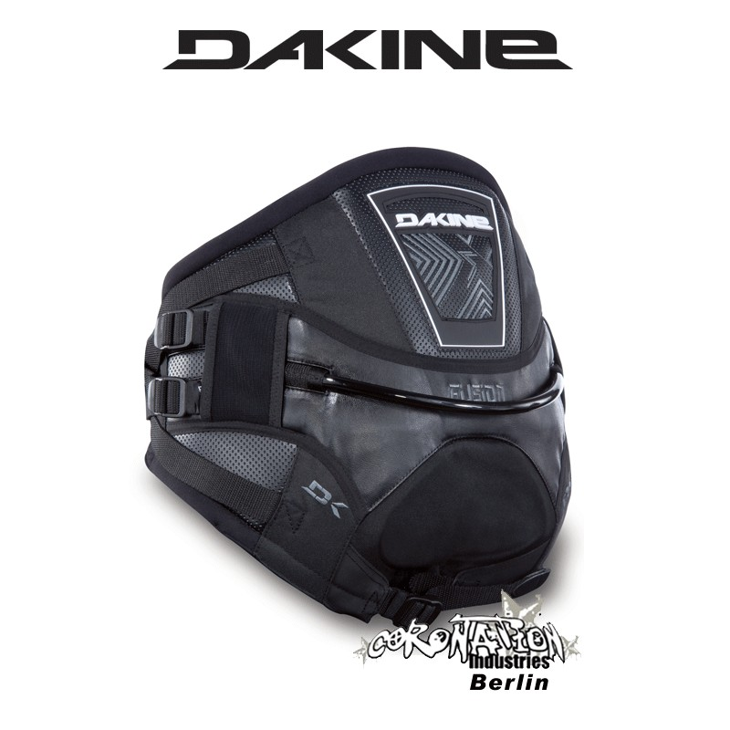 Dakine Fusion Kite-Sitztrapez Black