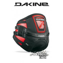 Dakine Fusion Kite-Sitztrapez Red Black