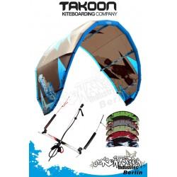 Takoon Chrono HP 2010 Kite 8qm complete with bar