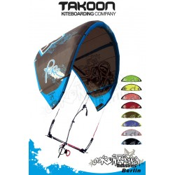 Takoon Kite Pure 2010 7qm complete with bar