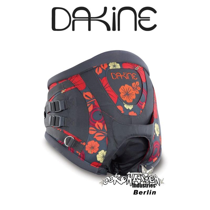 Dakine Tempest Girl-Damen Kite-Sitztrapez Charcoal