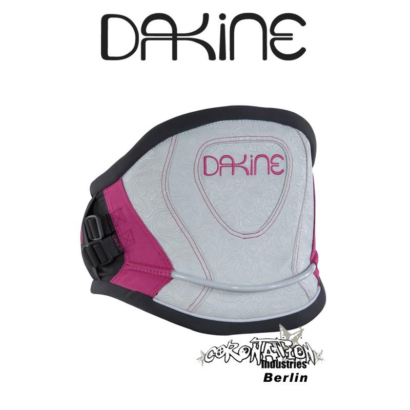 Dakine Wahine Girl-Frauen Kite-Hüfttrapez White Rosa