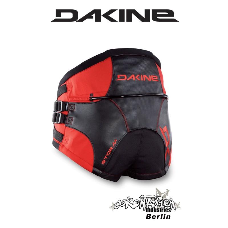 Dakine Storm Kite-harnais culotte rouge noir