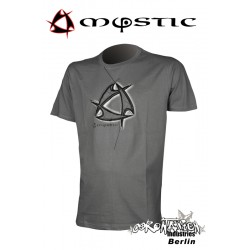 Mystic Shirt Indy Glide Tee Steel Grey