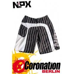 NPX Boardshort für Männer Black