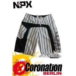 NPX Boardshort für Männer White