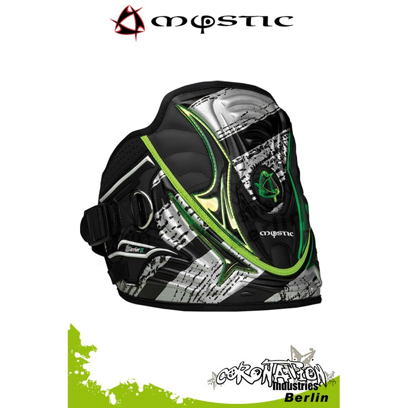 Mystic Warrior II Woman Frauen Kite-Trapez Waist Harness Lime