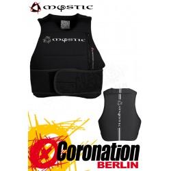 Mystic Impact Weight Vest D30 Prallschutzweste Black