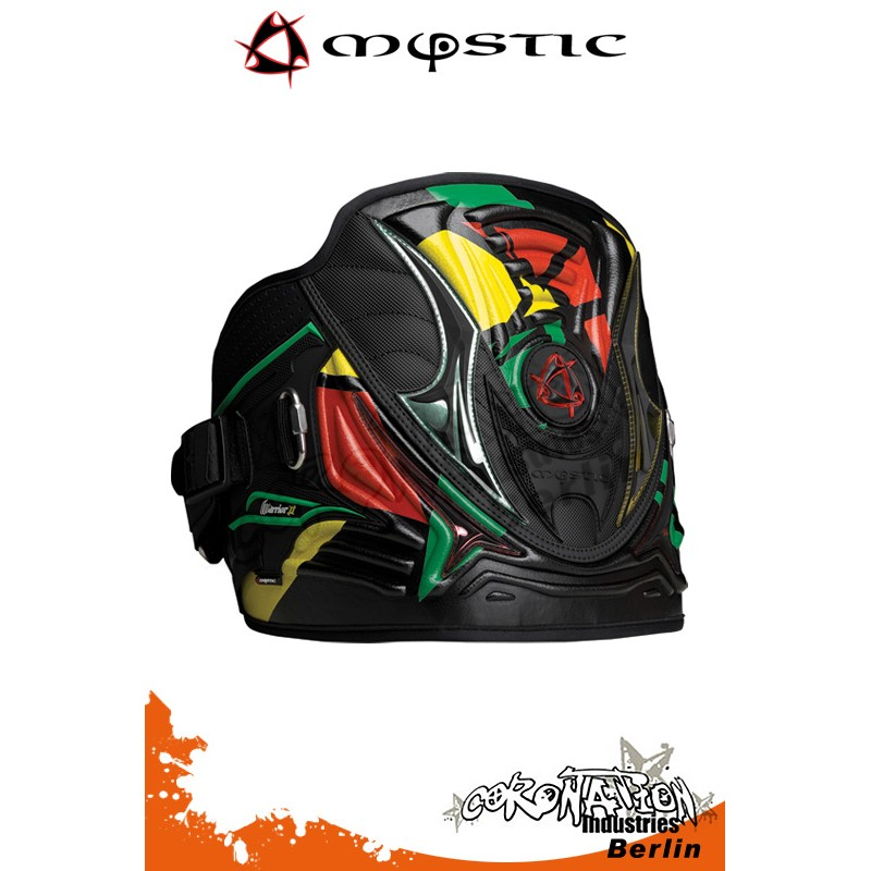 Mystic Warrior II Kite-Hüfttrapez - Jamystic