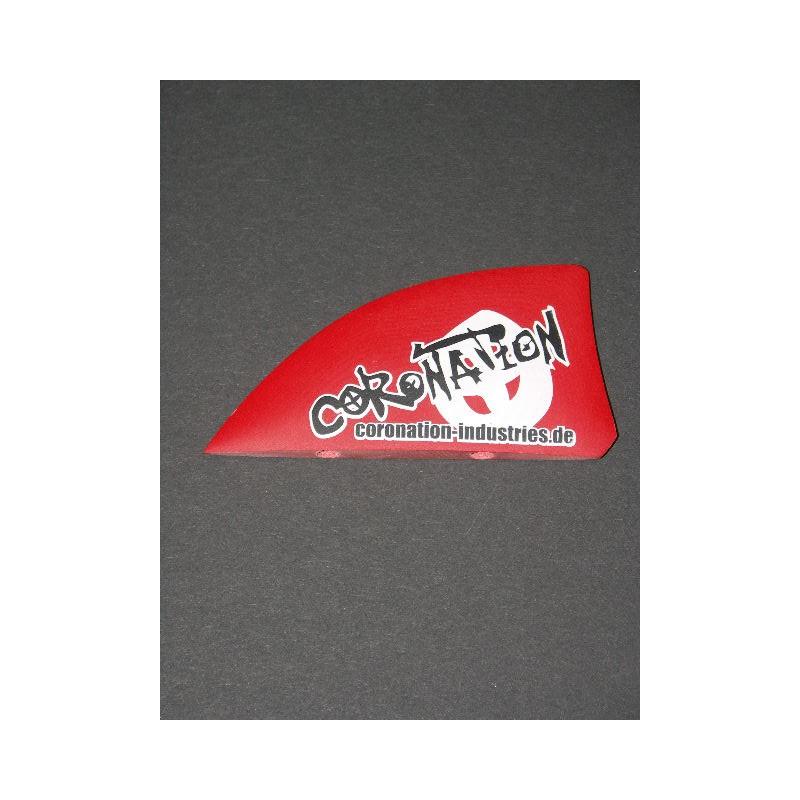 Coronation-Industries Kiteboard-aileron Pro 50 rouge