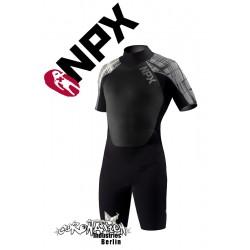 NPX Shorty Cult Black Dark Grey