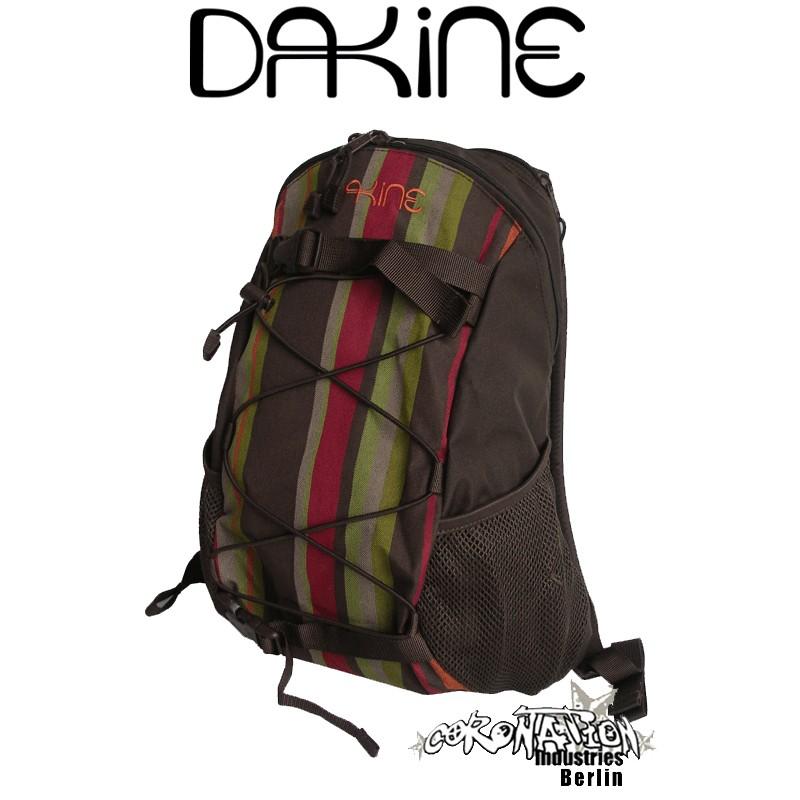 Dakine Wonder Pack Fallstripe Rucksack
