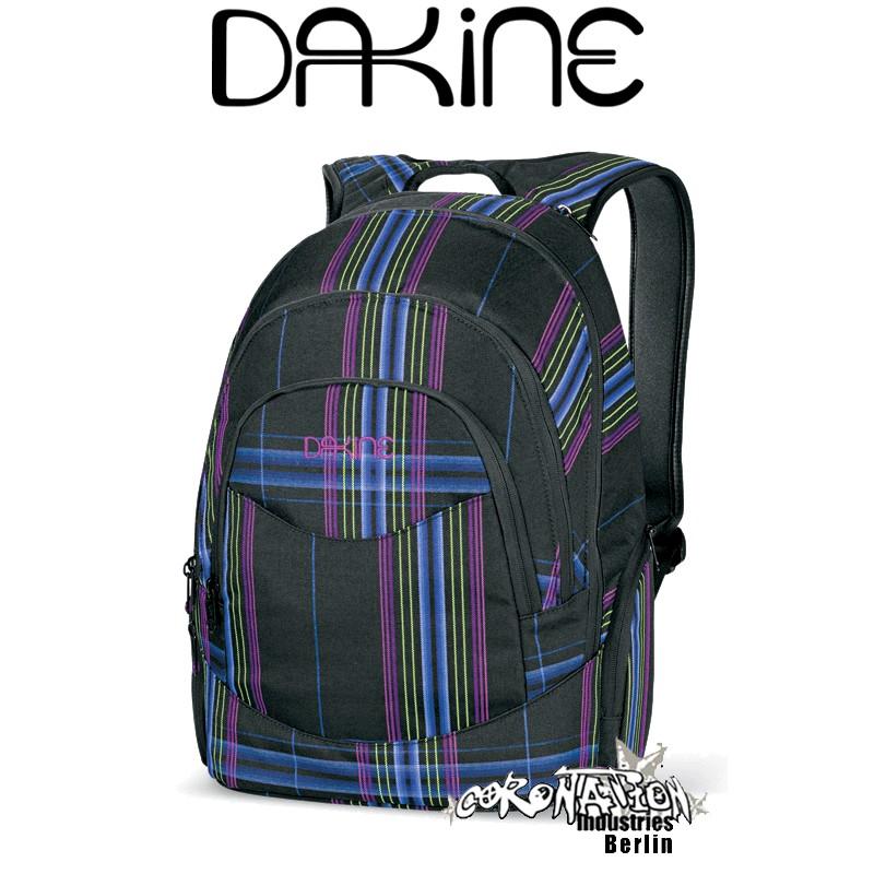 Dakine Rucksack Prom Pack Twilight Plaid