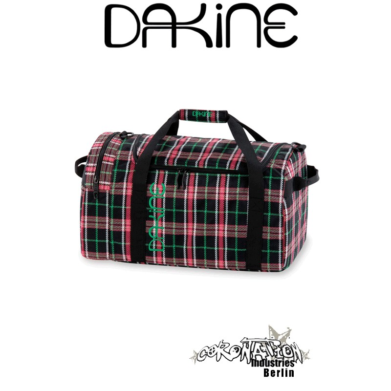 Dakine EQ Bag SM Girls Pinkplaid Sporttasche