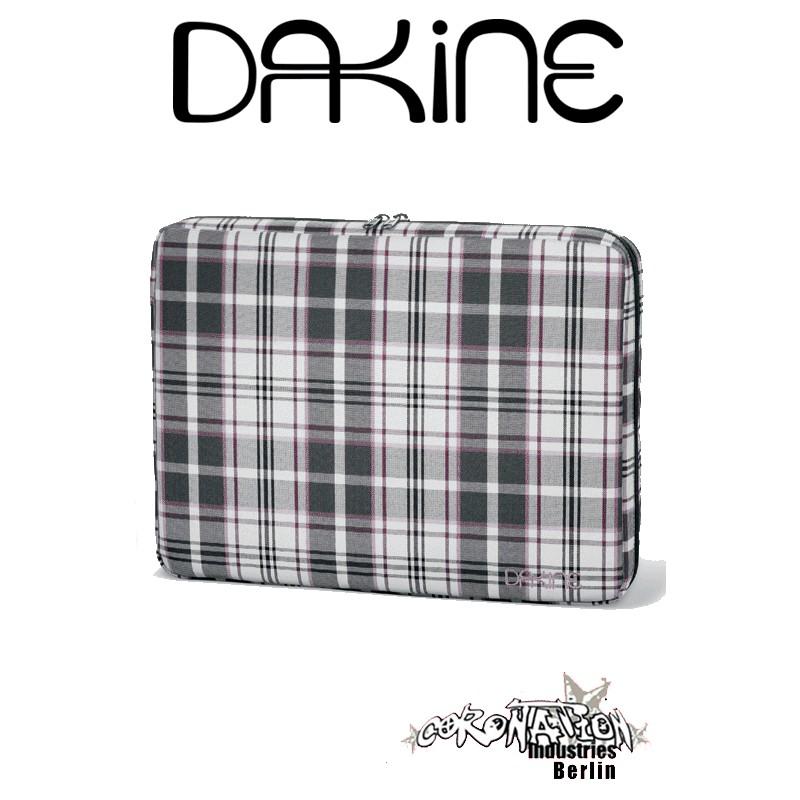 Dakine Laptop Sleeve SM Girls Plushplaid Laptop Schutzhülle Cover Bag