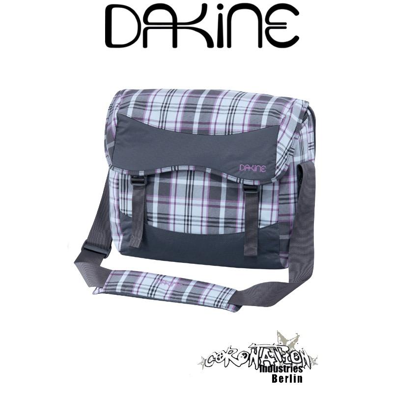 Dakine Messenger Bag Girls Plushplaid
