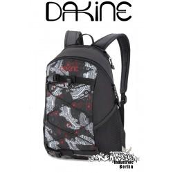 Dakine Wonder Pack Black Waterfall Rucksack