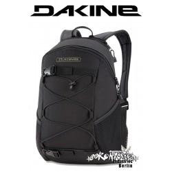 Dakine Wonder Black Fashion-Freizeit-Rucksack