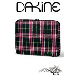 Dakine Laptop Sleeve SM Girls Pinkplaid Laptop Schutzhülle Cover Bag