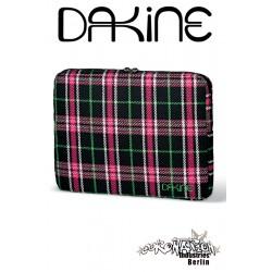 Dakine Laptop Sleeve SM Girls Pinkplaid Laptop Schutzhülle Cover Bag