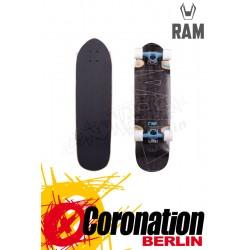 RAM Luxat Cahli Komplett Longboard
