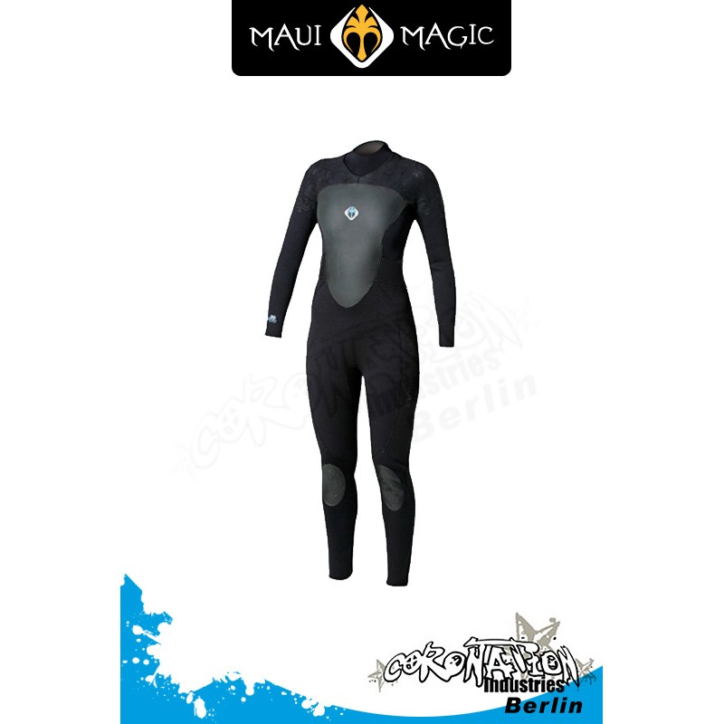 Maui Magic Kula Steamer D/L 5/3 Frauen Neoprenanzug