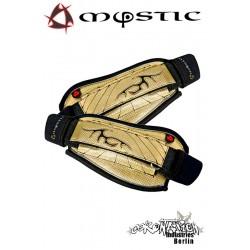 Mystic Footstrap Adjustable Set Gold