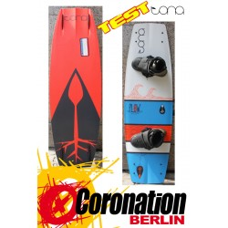 Tona Flow 140cm 2015 Test Kiteboard