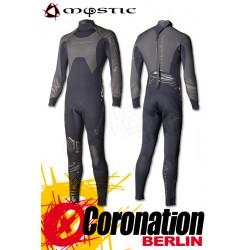 Mystic Crossfire 6/3 Crosstech Steamer neopren suit Black