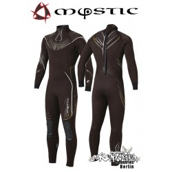 Mystic Neoprenanzug Crossfire Steamer 5/3 D/L Brown