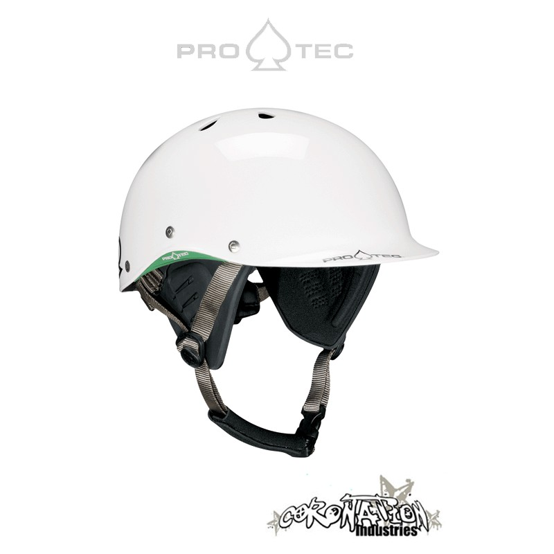 Pro-Tec Two Face Kite-Helm Gloss White