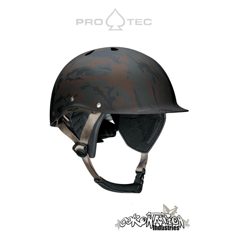 Pro-Tec Two Face Kite-Helm Matt Camo