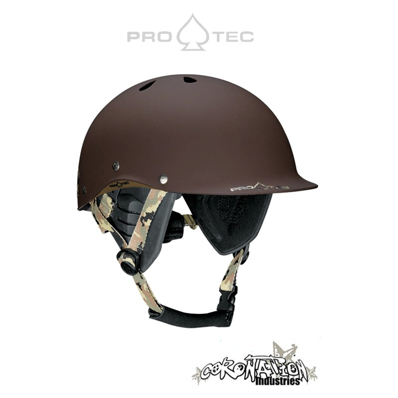 Pro-Tec Two Face Kite-Helm mat Brown