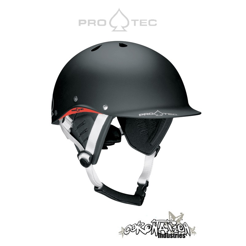 Pro-Tec Two Face Kite-Helm Matt Black