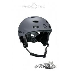 Pro-Tec ACE Wake Kite-Helm mat Grey