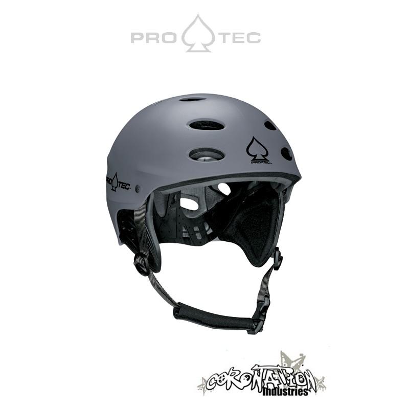 Pro-Tec ACE Wake Kite-Helm Matt Grey