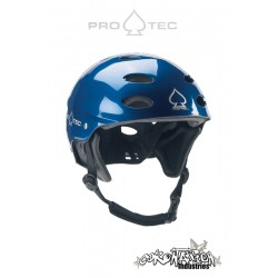 Pro-Tec ACE Wake Kite-Helm Gloss Blue