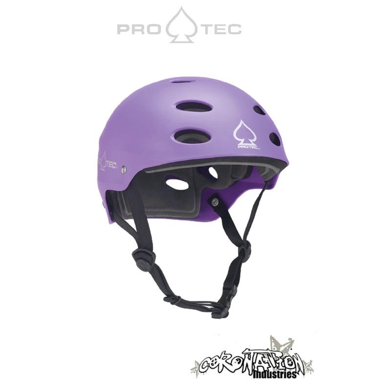 Pro-Tec ACE Water Kite-Helm mat Lavender